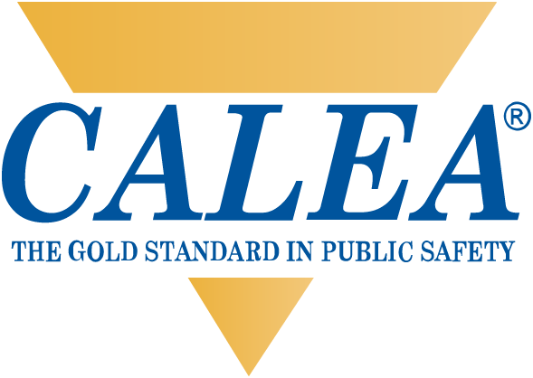 Calea The Gold Standard in Public Safety logo