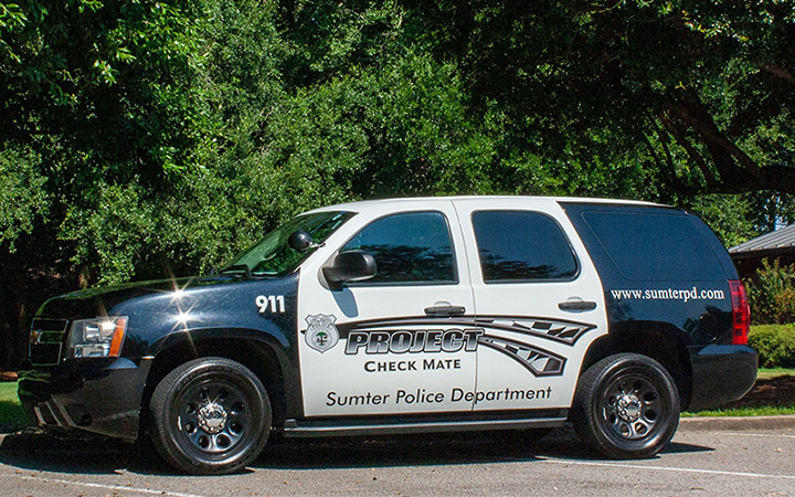 Project CheckMate Squad SUV